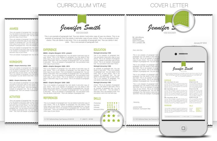 11 best CV Clean images on Pinterest Resume, Curriculum and Resume