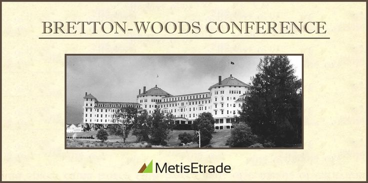 The current form of currency trading was largely shaped during the #BrettonWoods conference that was held in 1944.  The conference, aimed to create post-war economic order and speed up rebuilding by establishing a new monetary system that pegged exchange rates set at a par value with gold, which in turn was worth a fixed amount of US Dollars.  Though the Bretton Woods system proved unsustainable and was abandoned during the 1970's in favor of floating exchange rates, it ultimately influenced…