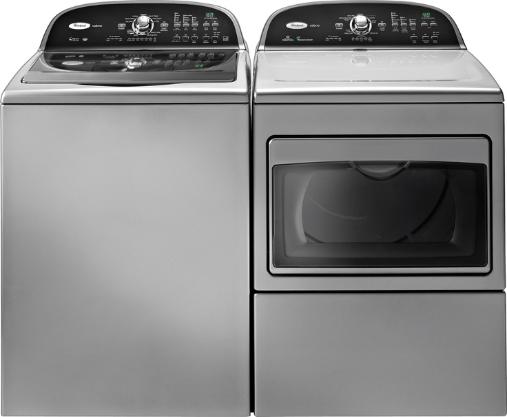 Yes Please Whirlpool Cabrio He Top Load Washer And
