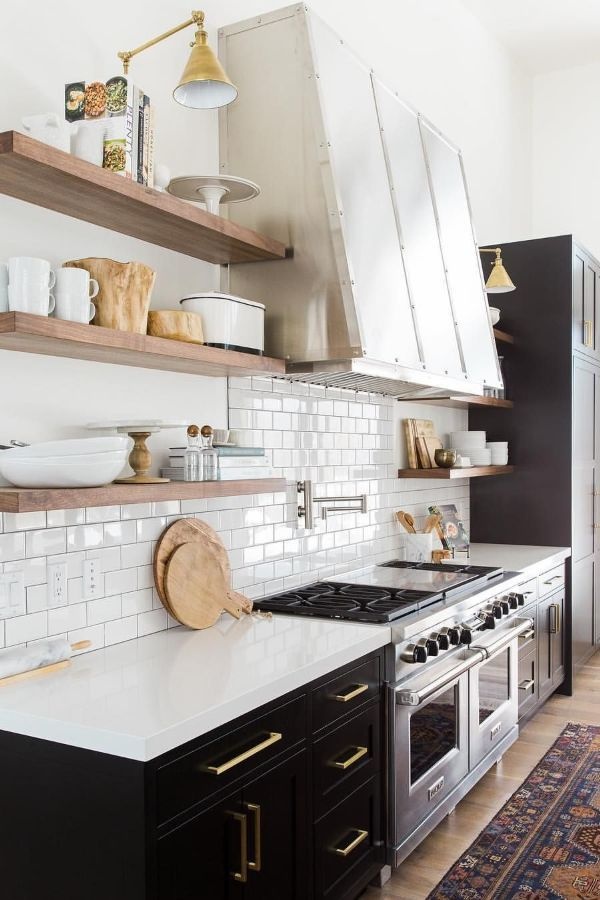 65 Beautiful Modern Kitchen Ideas Pictures Designs 2020 Page 8 Of 65 My Lovely Home Design Modern Kitchen Design Kitchen Design Rustic Kitchen