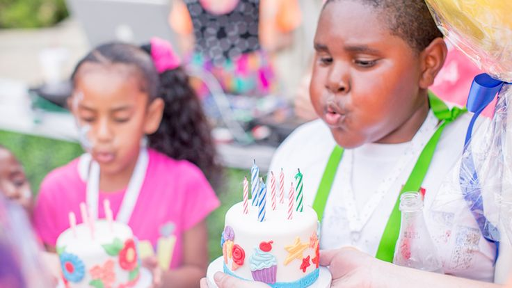 Children across the country in a homeless shelters often go without a celebration or even a birthday gift — but Dallas resident Paige Chenault wants to change that.