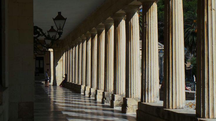 Corfu-stad, Museum voor Aziatische kunst