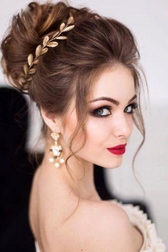 Hochzeits-Make-up-Ideen für stilvolle Bräute ★ Weitere Informationen: www.weddingforwar …   – maquillage