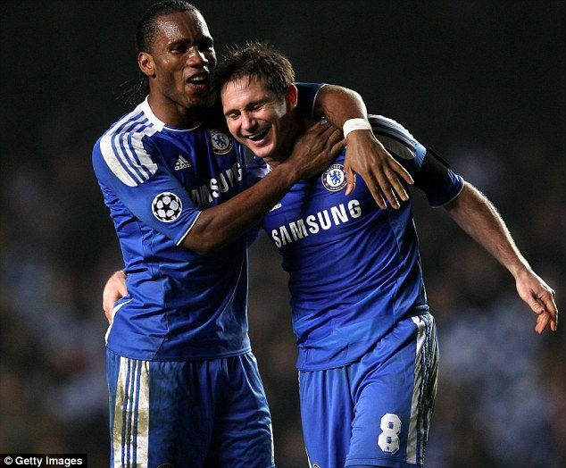 Drogba could come up against former Chelsea team-mate Frank Lampard who also moved to MLS