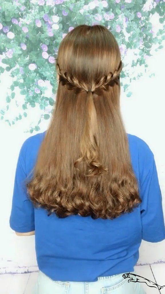 Hairstyle Tutorial 532     #frisurenflechten