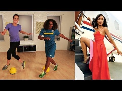 Fascinating fitness info about >> How to Get Kerry Washington's Lean Body | Celebrity Fitness | Get the Bod