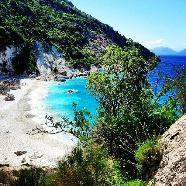 https://www.facebook.com/PoseidonHolidaysAndTours?ref=hl Agiofili Beach, Lefkada, Greece