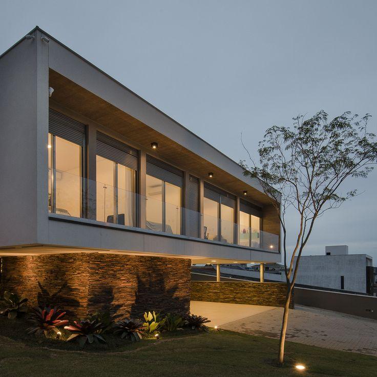 Galeria de Casa Quinta das Paineiras / Ricardo Ropelle Felippi Arquiteto - 7