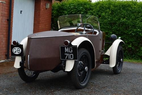 MG Midget M-Type For Sale by Auction (1930)