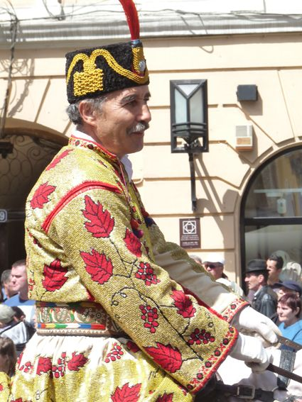 Brasov Parade des Junii