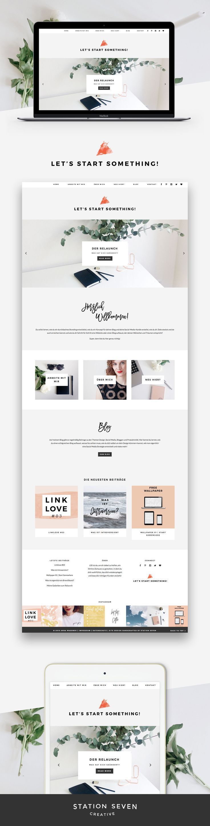 Monstera WordPress Theme