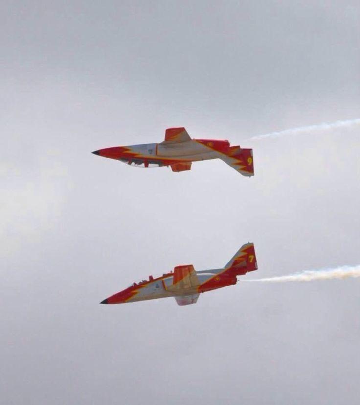 Patrulla Aguila Spanish Air Force