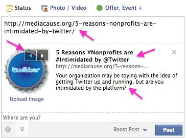 Media Cause | 3 Facebook Tricks Your Nonprofit Should Be Using - Media Cause