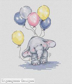 Gallery.ru / Foto # 1 - Elefante - appolinaria74