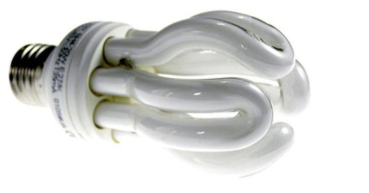Una comparación de la temperatura de los focos de halogeno . De acuerdo con la compañía de luz Sylvania, los focos de halógeno son similares los focos incandescentes, con la principal diferencia de que los primeros contienen vapor halógeno. Éste puede componerse de yodo o bromo junto con un gas inerte de relleno.