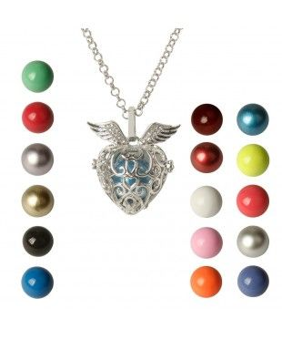 Harmony Angel Necklace