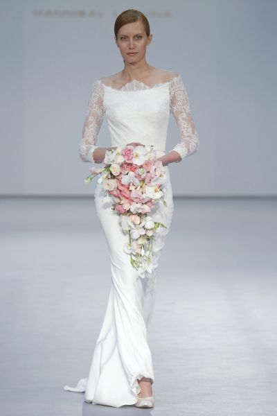 Vestidos de novia con encaje 2017: Luce sutil, delicada y elegante Image: 22