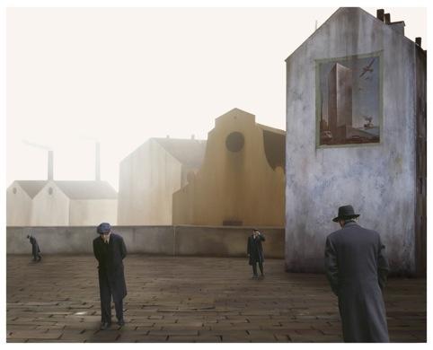 Paolo Ventura - Photos - BEHIND THE WALLS -