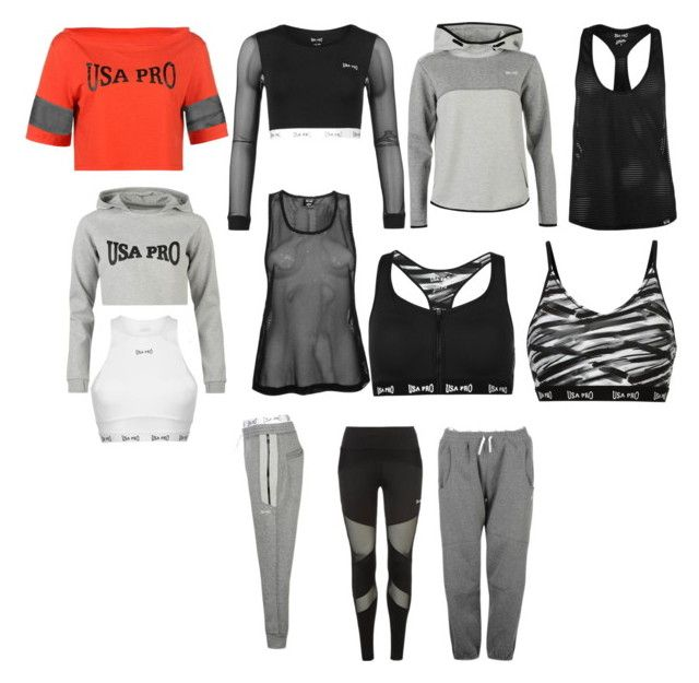 """""""USA PRO X Little Mix"""" by little-mix-are-babes ❤ liked on Polyvore featuring USA Pro"""