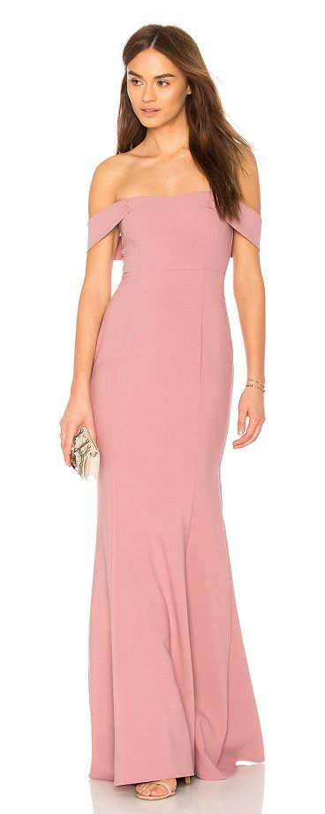 x Revolve Bartolli Bridesmaid Gown by LIKELY. Poly blend. Dry clean only. Fully lined. Hidden back zipper closure. LIKR-WD194. YD628 001LYB. Contemporary line, Likely, designs sharply priced, sexy dresses for the young millennial consumer. Created with your Instagram feed in mind, L... #likely #dresses #gowns