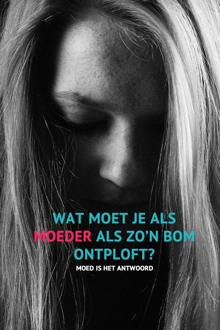 Lees het verhaal van deze moeder: http://urbanchicks.nl/2016/03/moet-als-moeder-als-zon-bom-ontploft/