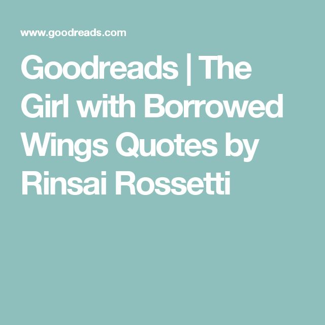 Tattoo Quotes Goodreads: 1000+ Wing Quotes On Pinterest