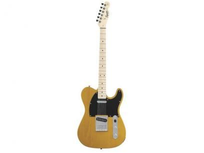 Guitarra Squier By Fender Tele Affinity - Natural com as melhores condições você encontra no Magazine Raimundogarcia. Confira!