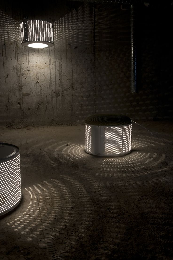 4 Ways to Recycle Washing Machine Drums | http://www.designrulz.com/design/2014/04/4-ways-recycle-washing-machine-drums/
