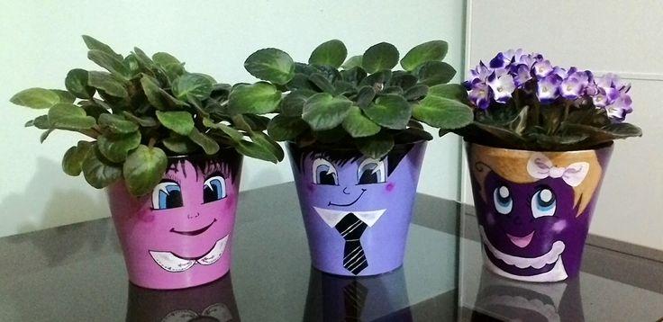 Per le mie violette!!!