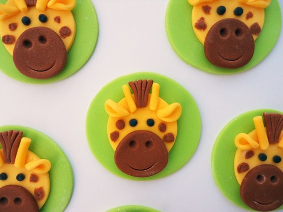 Giraffe | Cake Idea | Taart idee| Cupcake | Birthday | Verjaardag | Mamavannu