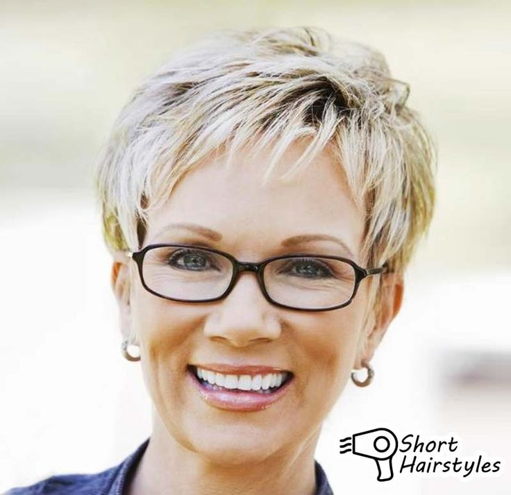 Short Hairstyles Glasses Wearers 2014 Thick Hair Styles