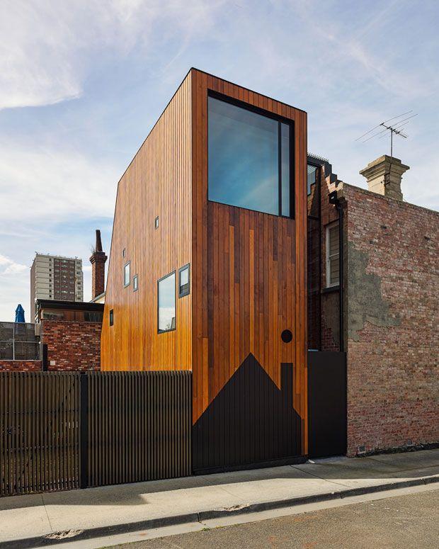 Die Besten 25+ Schmales Haus Ideen Auf Pinterest
