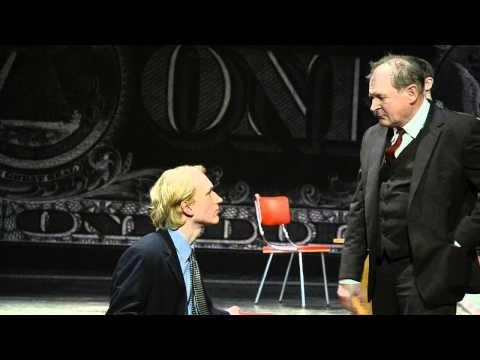 Gastspiel des St. Pauli Theaters Hamburg: Tod eines Handlungsreisenden von Arthur Miller - am 28.,29.,30. März 2013 im maxim Gorki Theater