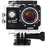 Cheap Aokon Action Camera SJ7000 Sports Waterproof Camera 1080P 12M HD Helmet Motorcycle Underwater Cam - 170