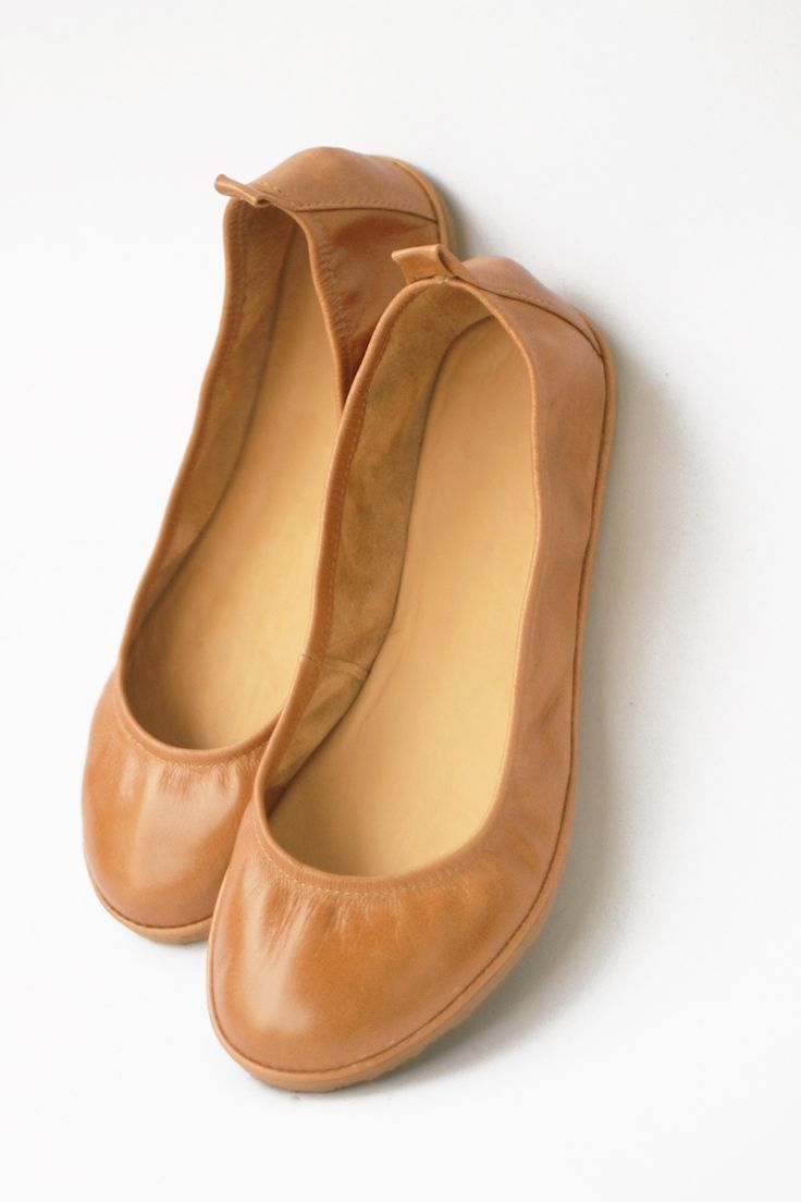 Image of Ballet flats - Eko in Glorious Wheat