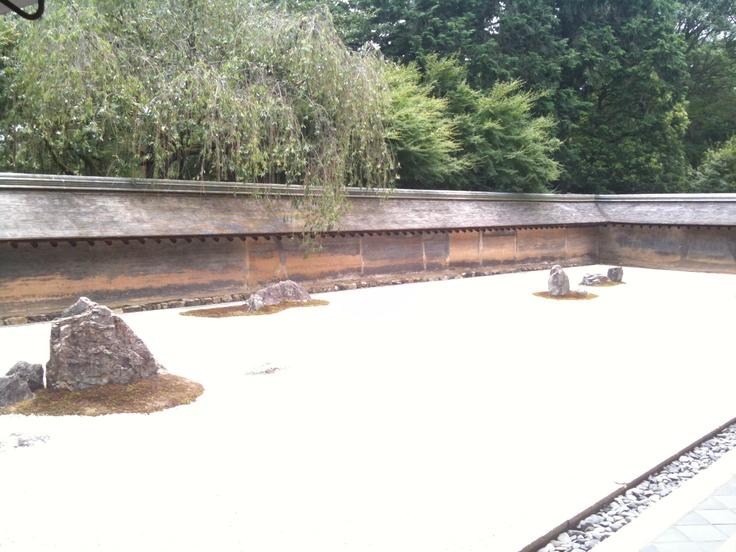Ryoanji-temple, Kyoto