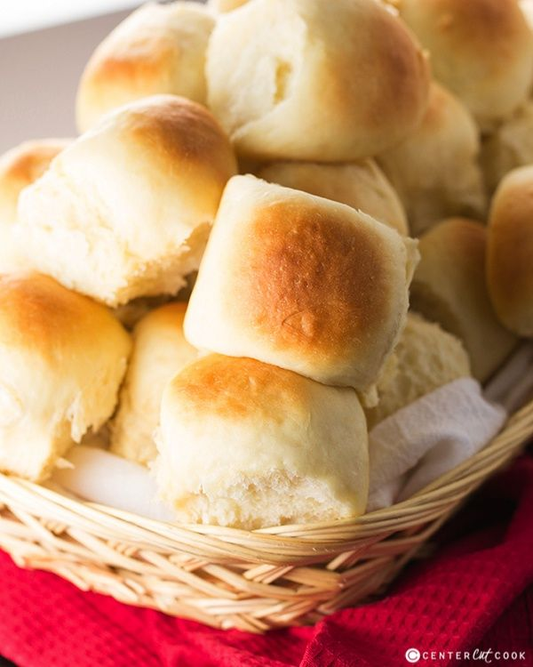 Fast Buttery Buns Recipe — Dishmaps