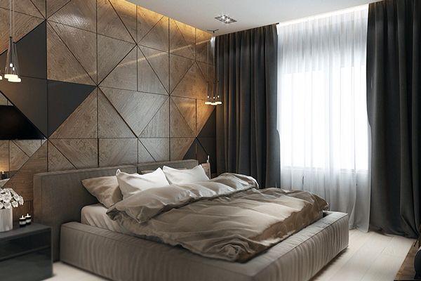 nice bedroom wall panels