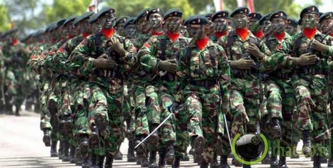 5 Bentrok Dahsyat yang Pernah Terjadi antara TNI Versus Polri