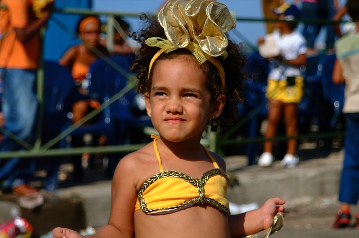 Cuban Princess at Havana Childrens Carnival ~ 23 photos of Havana, Cuba