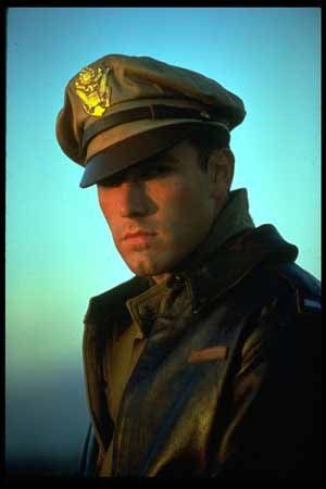 Ben Affleck in Pearl Harbor. YUM!