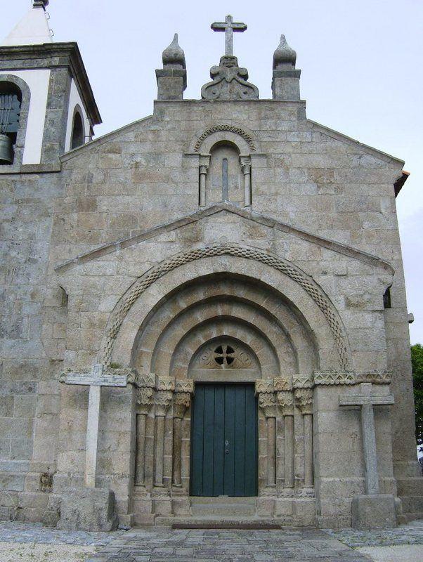 Igreja do Salvador – Matriz de Unhão – Felgueiras « ÍCONES DE PORTUGAL
