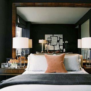 Best 98 Best Masculine Bedrooms Images On Pinterest 640 x 480