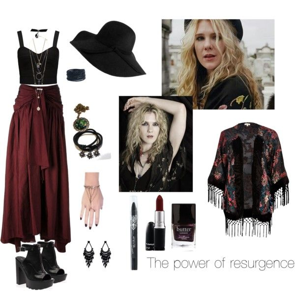 Misty Day AHS inspired outfit by gilraentotoro on Polyvore featuring мода…