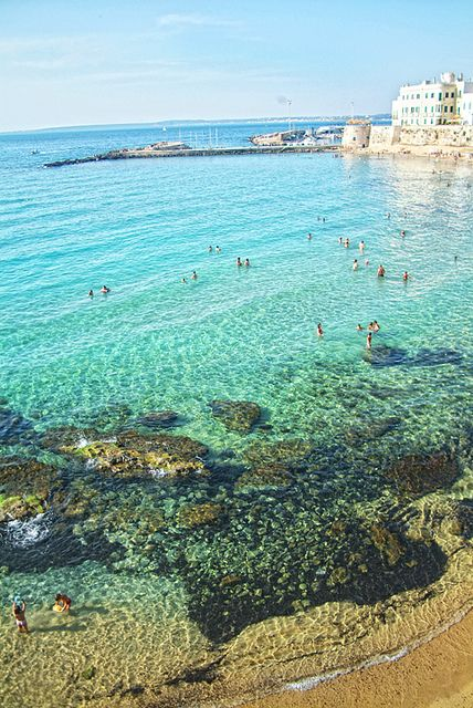 Otranto, Southern Italy. Going to Italy next summer, maybe I should visit here???