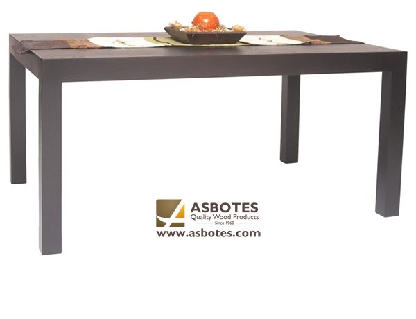 Dinning Table Available in various colours. For more details contact us on (021) 591-0737 or go to our website www.asbotes.com