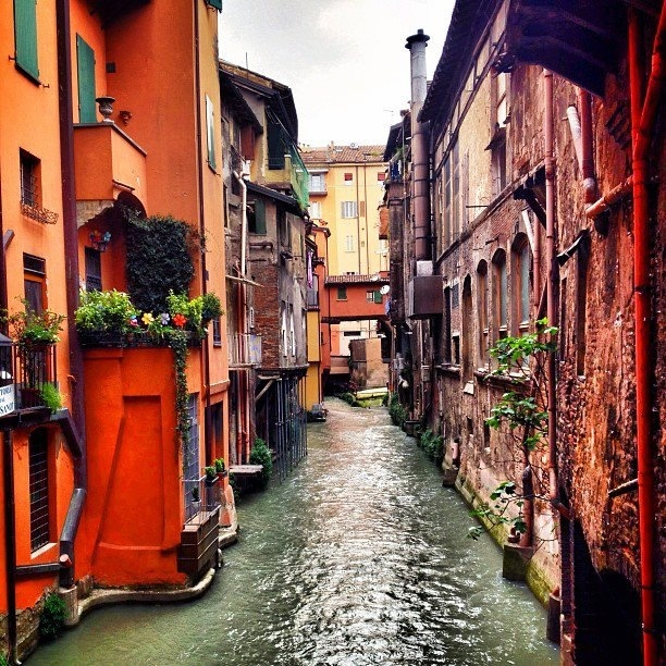 Bologna le rive del Reno  Hope we get to see this next week!