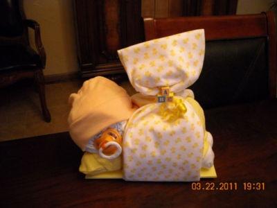 stork diaper baby