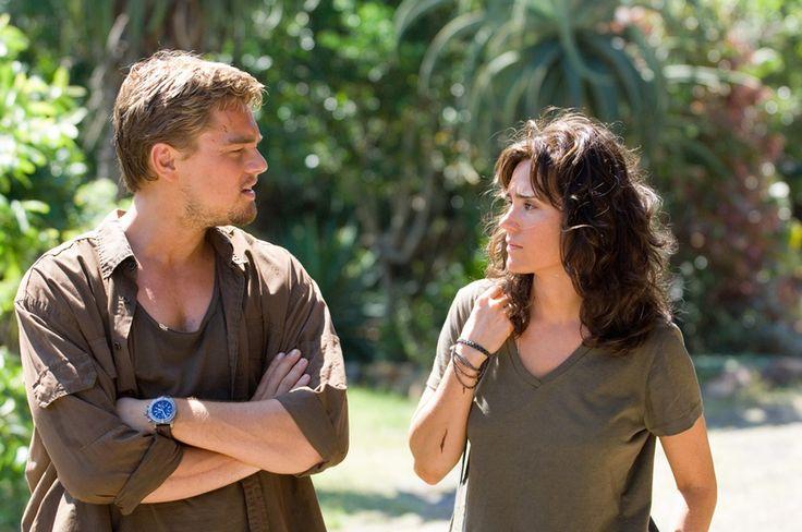 """Blood Diamond"" movie still, 2006.  L to R: Leonardo DiCaprio, Jennifer Connelly."