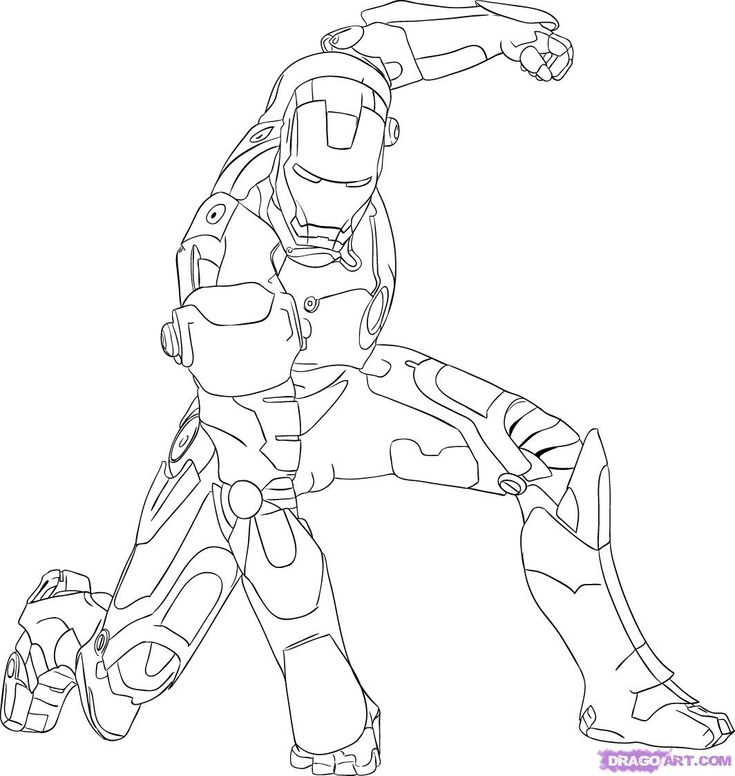 Iron Man Coloring Pages | 26 Iron Man Coloring Pages Iron-man-coloring-1 – Free Coloring Page ...<---this makes me feel like a kid again. Where are my markers?!